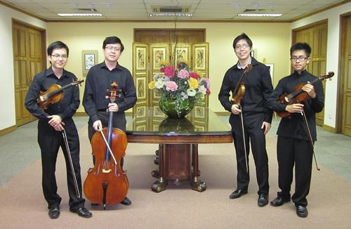 String Quartet Performance for SSA