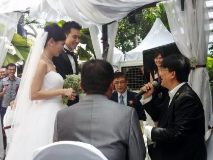 Wedding at One Rochester
