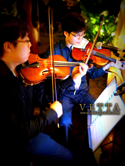 Violins at One Rochester
