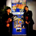 Violin Duo for UCLA Alumni Gathering at The Sail
