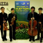String Quartet for Product Identity Launch - Mayton Electric Vehicle