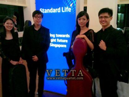 Corporate Event at Raffles Hotel