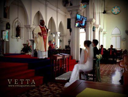 Wedding at Nativity Church