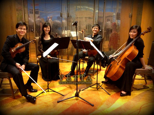 String Quartet for Conference at MBS