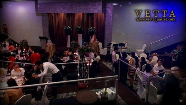 Mandarin Orchard Wedding Banquet
