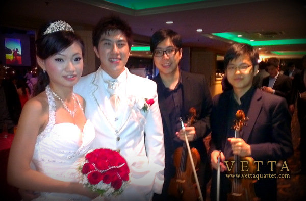 Wedding at Novotel Singapore Clarke Quay