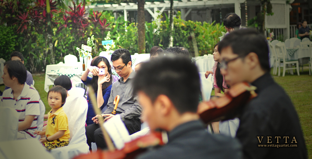 Wedding at Riders Lodge, Johor Bahru, Malaysia