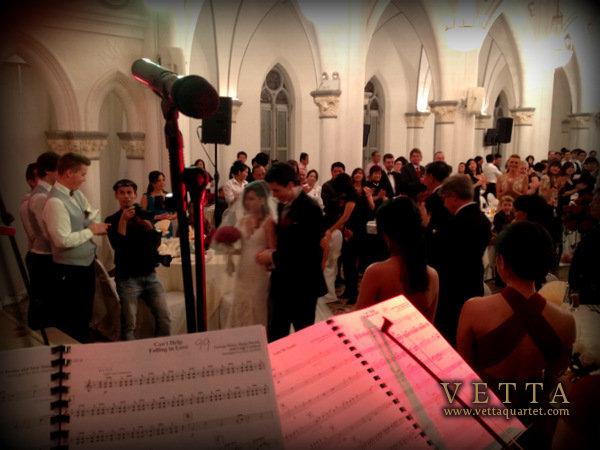 CHIJMES Wedding Music