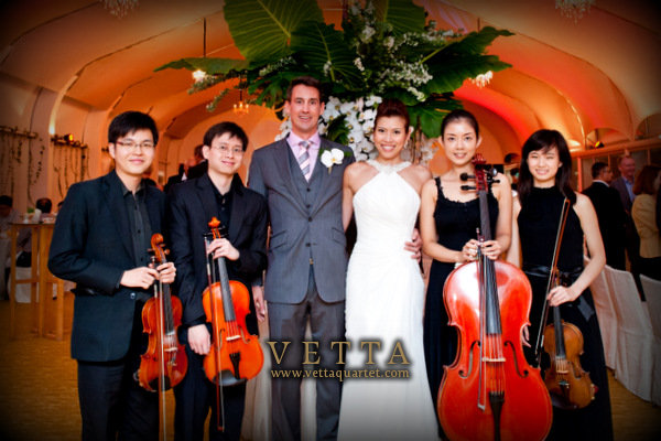 Wedding at Ritz Carlton