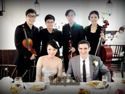 Wedding at Tamarind Hill