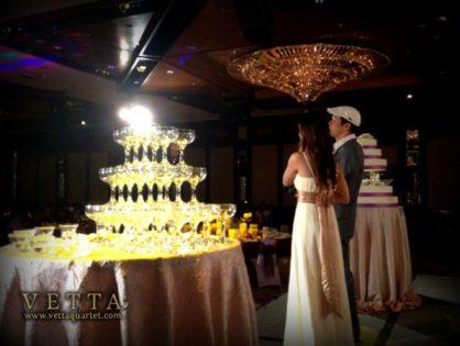 Wedding at Fairmont Hotel