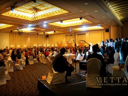 Wedding at Grand Copthorne