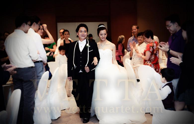 Wedding string quartet - Capella