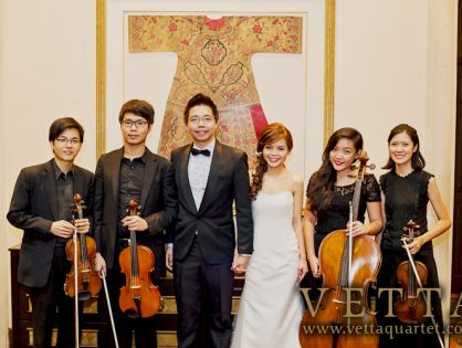 Wedding at Swissotel @ Merchant Court