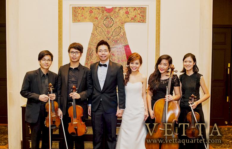 Wedding at Swissotel @ Merchant Court