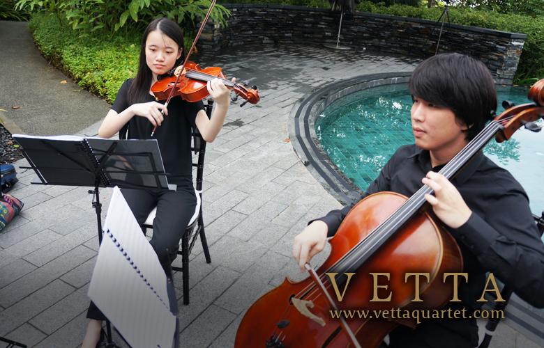 String Quartet - Capella Music