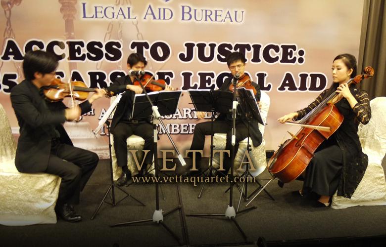 Legal Aid Bureau 55th Anniversary Dinner at Grand Copthorne Waterfront