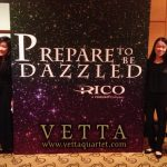 Dinner and Dance of Rico Pte Ltd at Fullerton Hotel