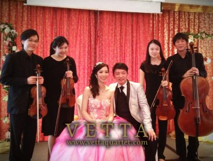 Wedding at CHIJMES & Orchid Country Club