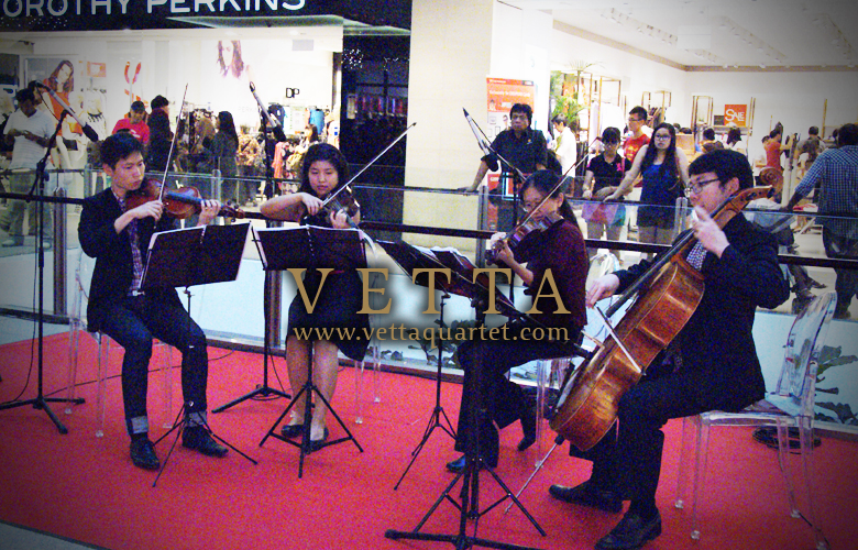 Christmas Performance at JEM