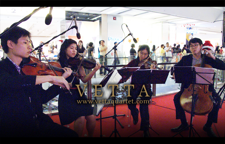 JEM Performance - Xmas - String Quartet