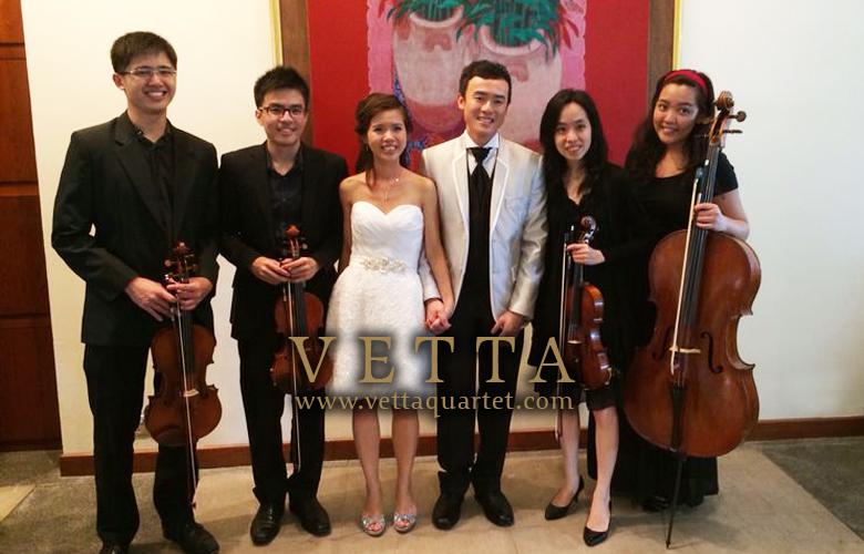 Kelvin & Xianhui Wedding at Sentosa Resort & Spa