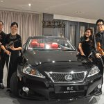 Lexus Night at Leng Kee showroom