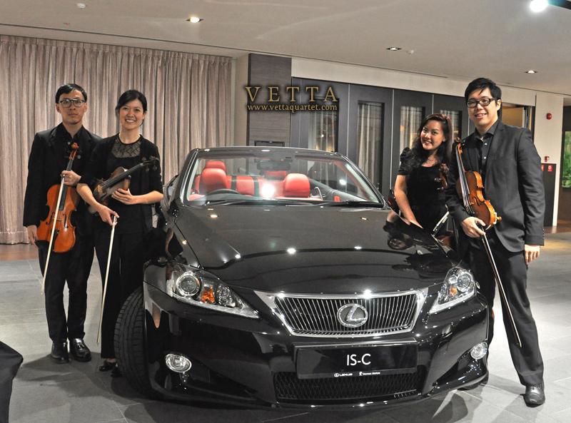Lexus Night at Leng Kee showroom
