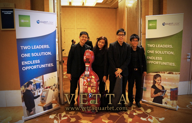 Networking Cocktail Event for GuestLogix at Marina Bay Sands