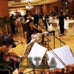 50th Ruby Wedding Anniversary at Regent Hotel