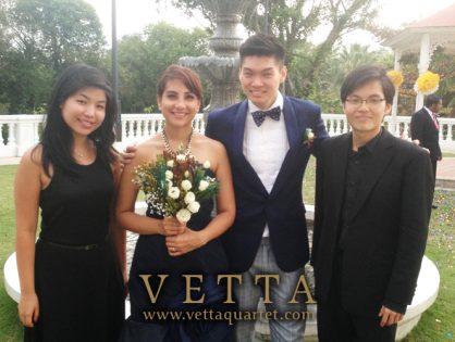 Wedding Solemnisations at Alkaff Mansion