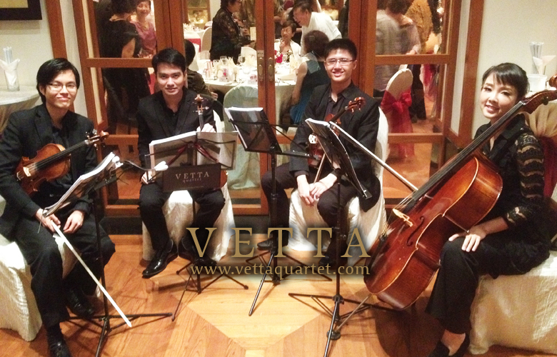 Ruby Wedding Anniversary at Sentosa Resort & Spa