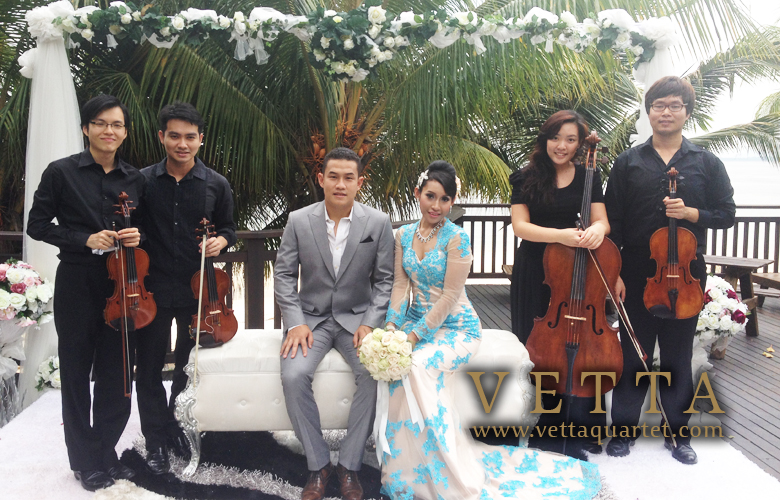 Wedding Solemnisation and Lunch at SAF Seaview Resort