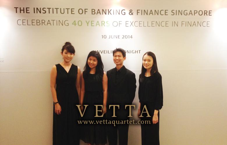 String Quartet at Ritz Carlton