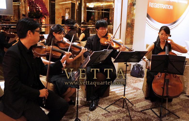 Live Music at St. Regis Singapore