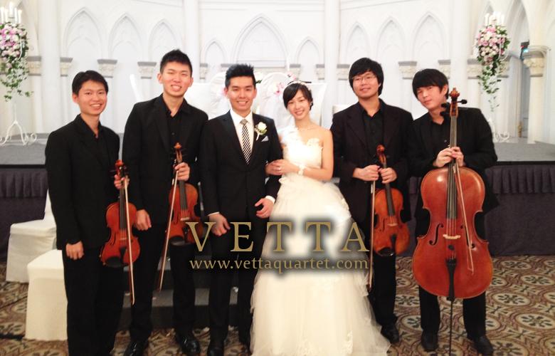 Wedding Solemnisation at CHIJMES