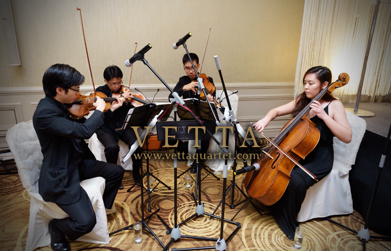 Terry & Jill Wedding Banquet at Mandarin Oriental Hotel