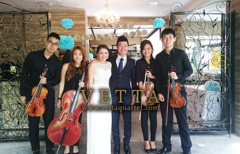 Olivia and Jie Ming Wedding Solemnisation at Botanic Gardens Halia Restaurant