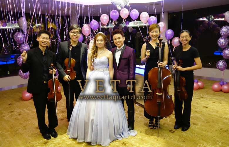 Royston and Yung Hwui Wedding at Shangri-La Rasa Sentosa, Atmosphere By The Sea