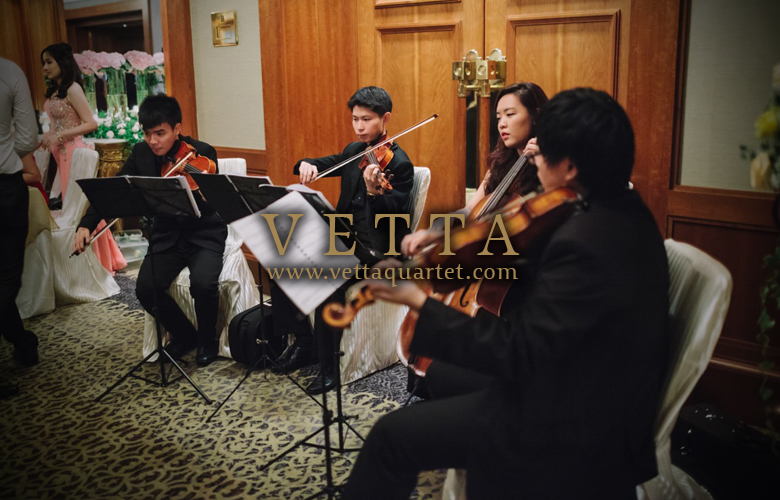 Live Band for Wedding at Four Seasons Hotel