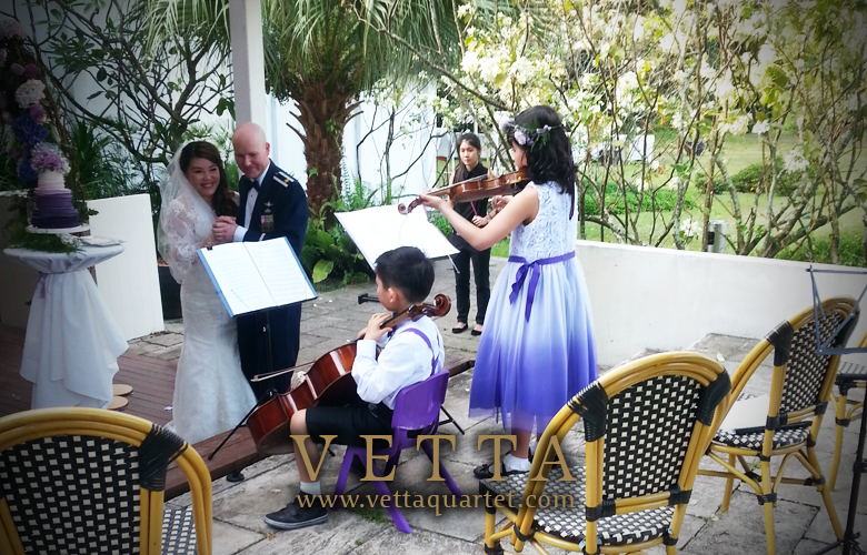 Live Performance for Wedding at The White Rabbit