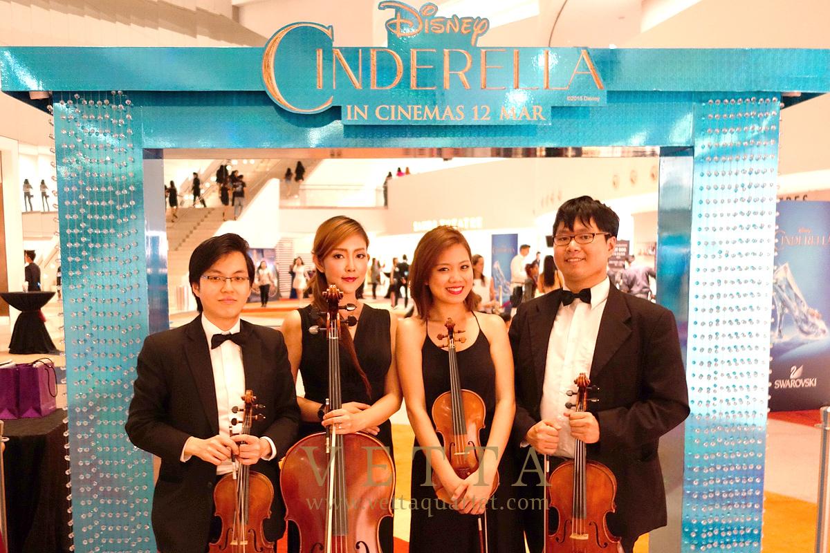 Singapore Movie Premiere Live Music