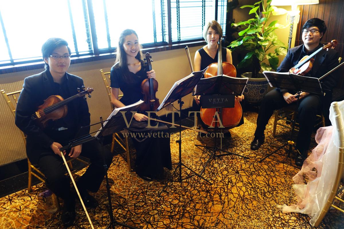 Live Music for Wedding at Mandarin Orchard