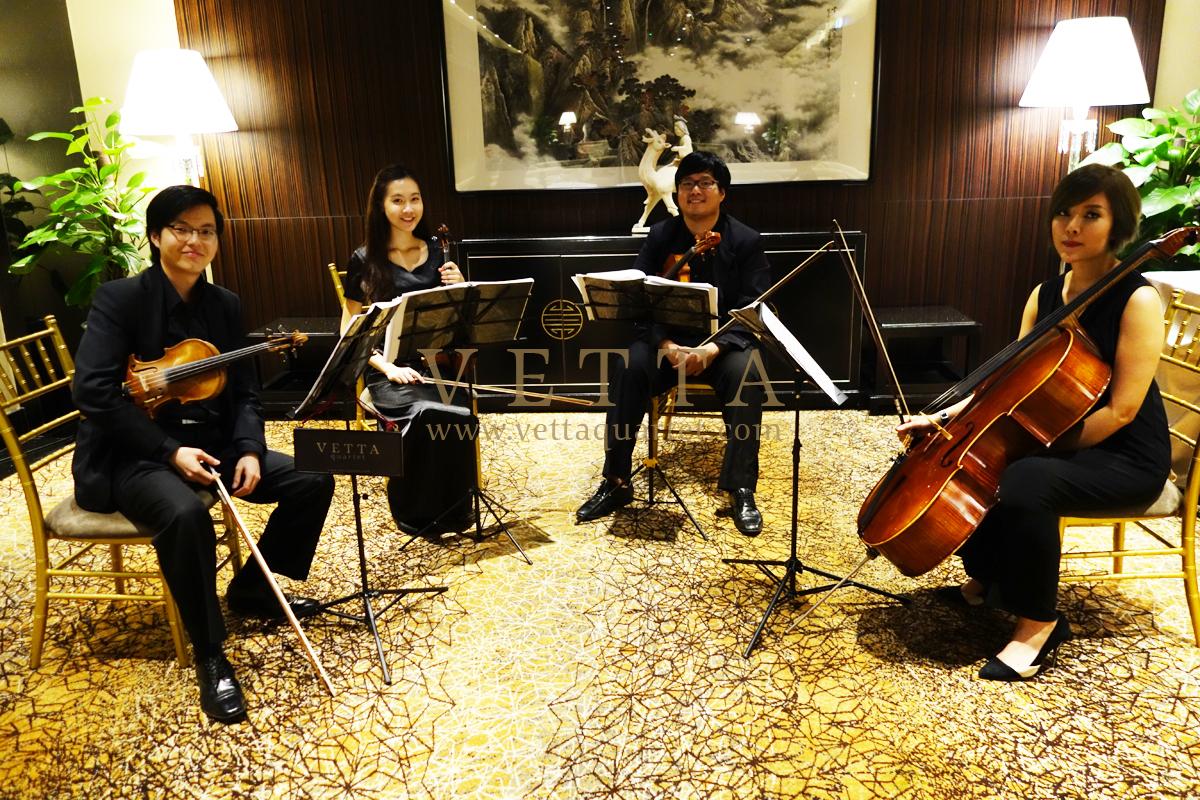 Live Band for Wedding at Mandarin Orchard