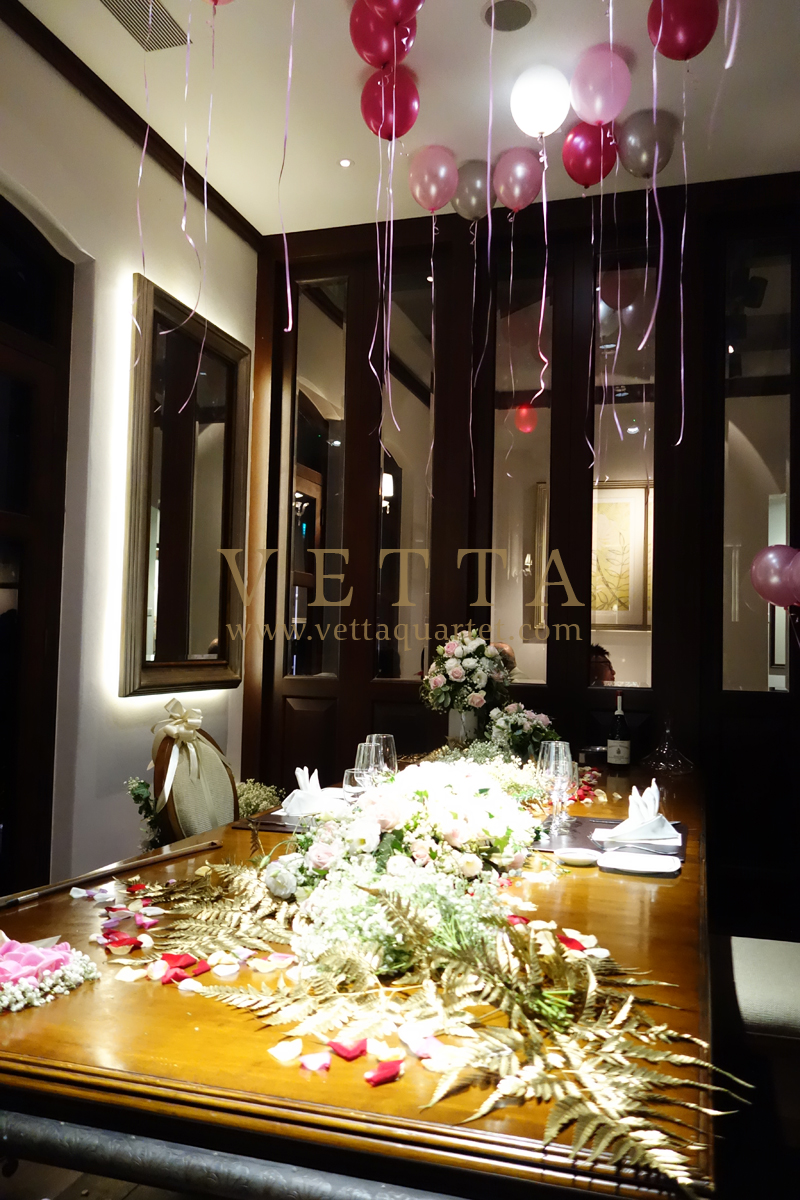 Private Birthday Celebration at Alkaff Mansion