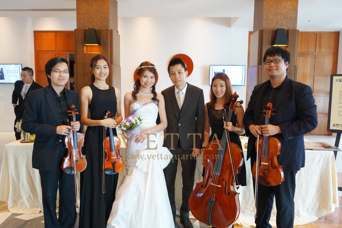 Andrew & Jodi's Wedding at Sentosa Resort & Spa