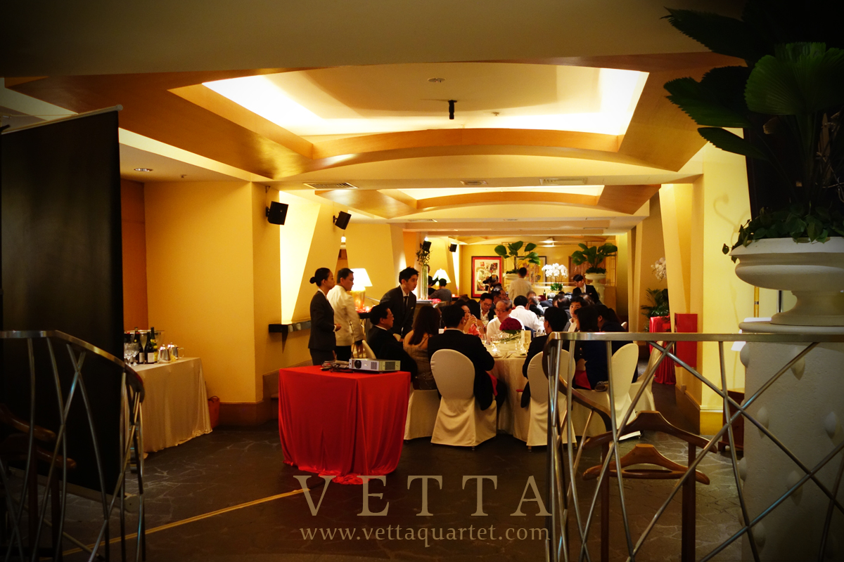 Wedding Anniversary Celebration Entertainment SIngapore Conrad