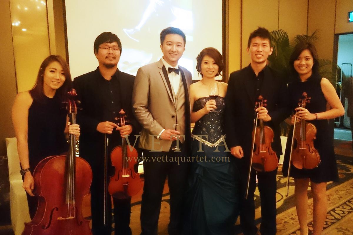 Yinyin's Wedding at Regent Hotel