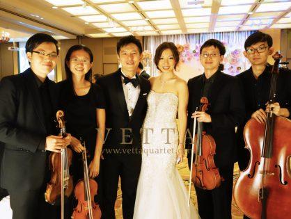 Favian's Wedding at Regent Hotel