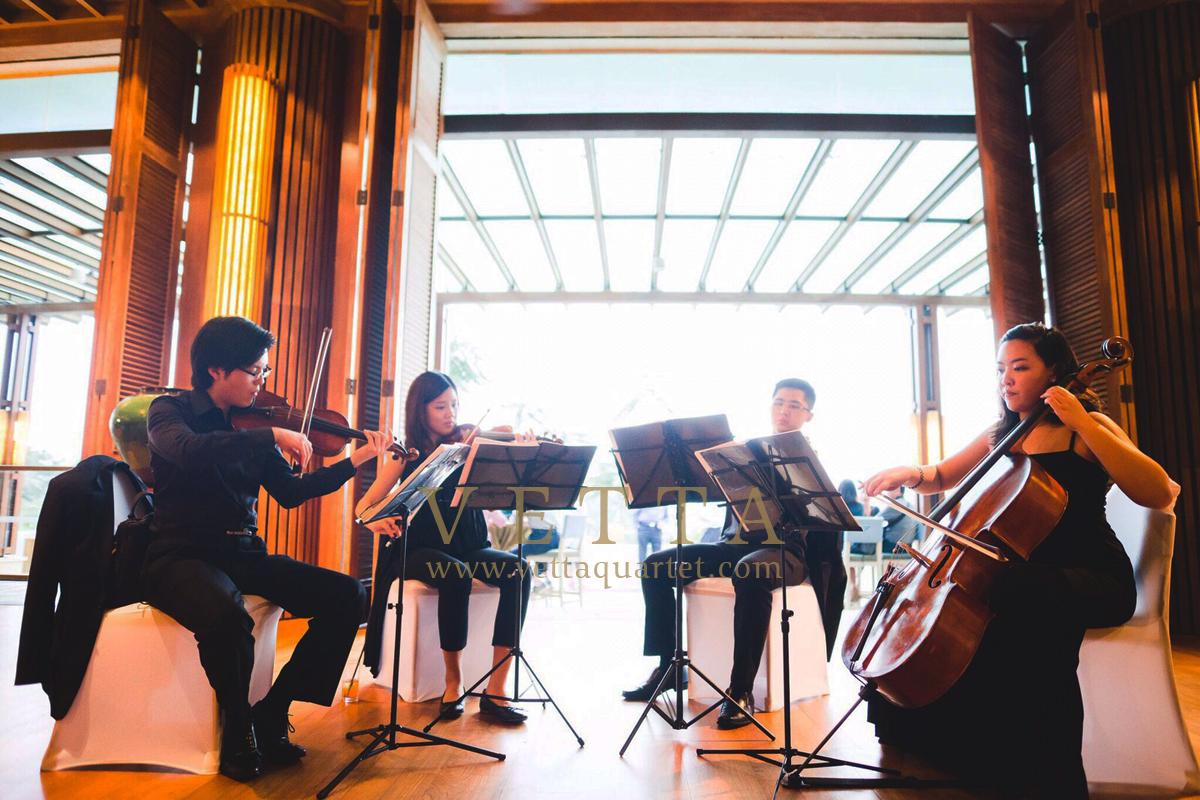 Kai & Hui's Wedding at The Shangri-La Rasa Sentosa